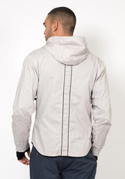 Carrot Banana Peach Jacket Organic Cotton Poplin Smart Running Jacket