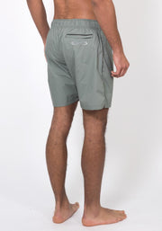 Carrot Banana Peach Shorts Organic Cotton Poplin Running Shorts
