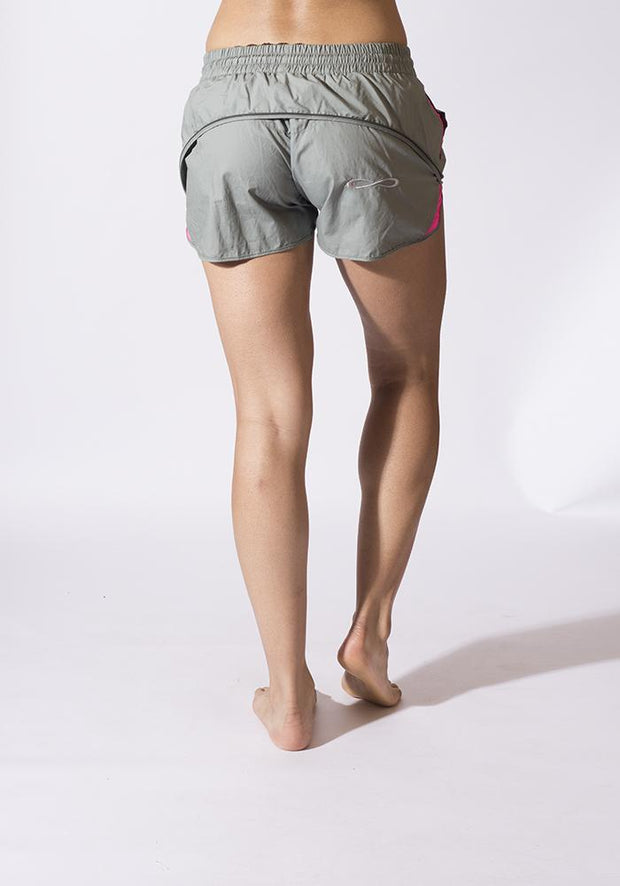 Carrot Banana Peach Shorts Organic Cotton Road Runners Short