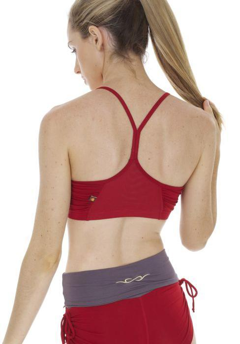 Clearance Items Bra Banana Power Yoga Sports Bra