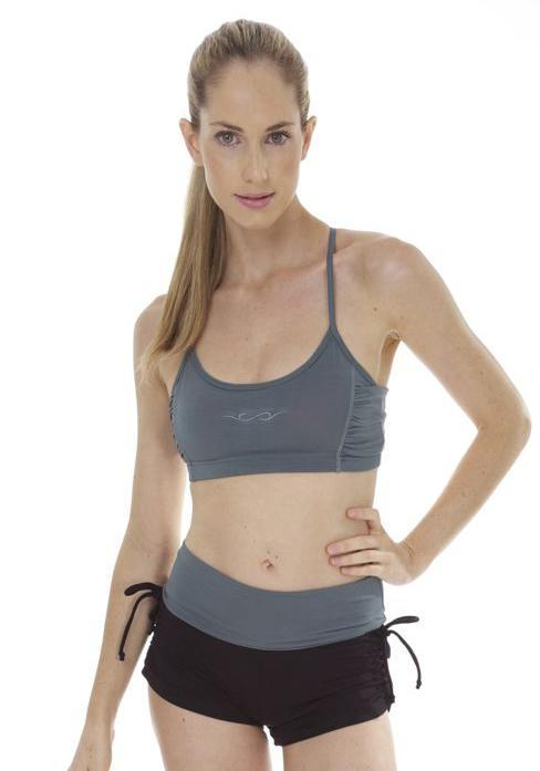 Clearance Items Bra L / Mint Banana Power Yoga Sports Bra