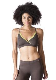 Clearance Items Bra XL / Seaweed Aloe Vera Sports Bra