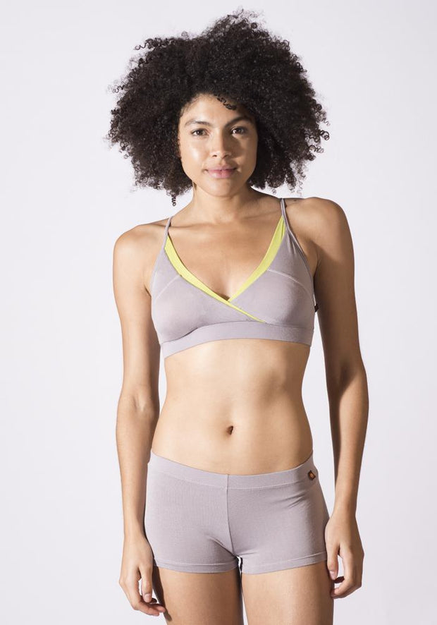 Clearance Items Bra XS / Ash Aloe Vera Sports Bra