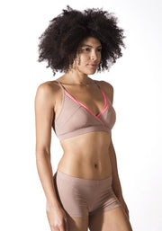 Clearance Items Bra XS / Nude Aloe Vera Sports Bra