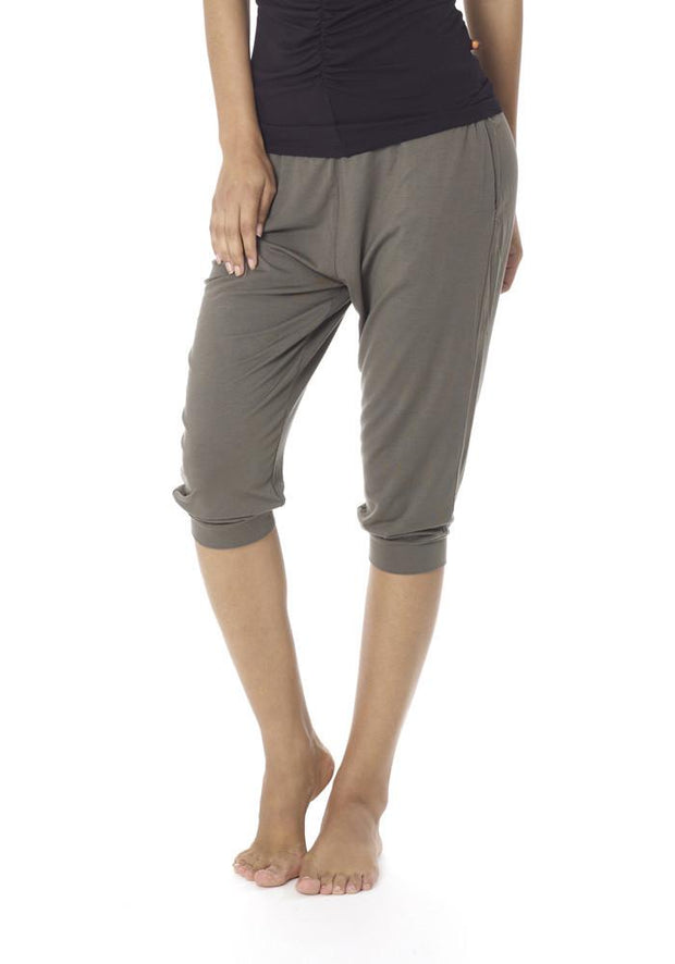 Clearance Items Culotte XL / Moss Yoga Retreat Culottes