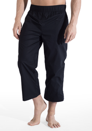 Clearance Items Pant M / Blackberry Organic Cotton Poplin 3/4 Warrior Pants