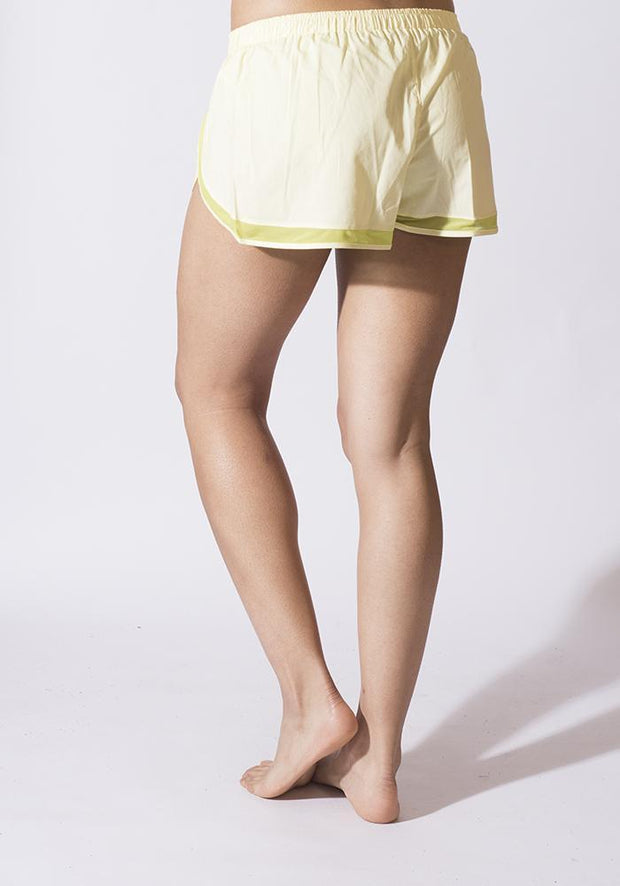 Clearance Items Short Organic Cotton Poplin Running Shorts