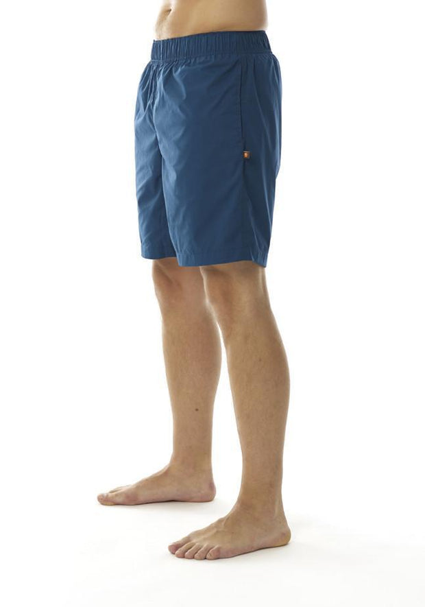 Clearance Items Short XS / Aqua Organic Cotton Poplin Warrior Bermuda