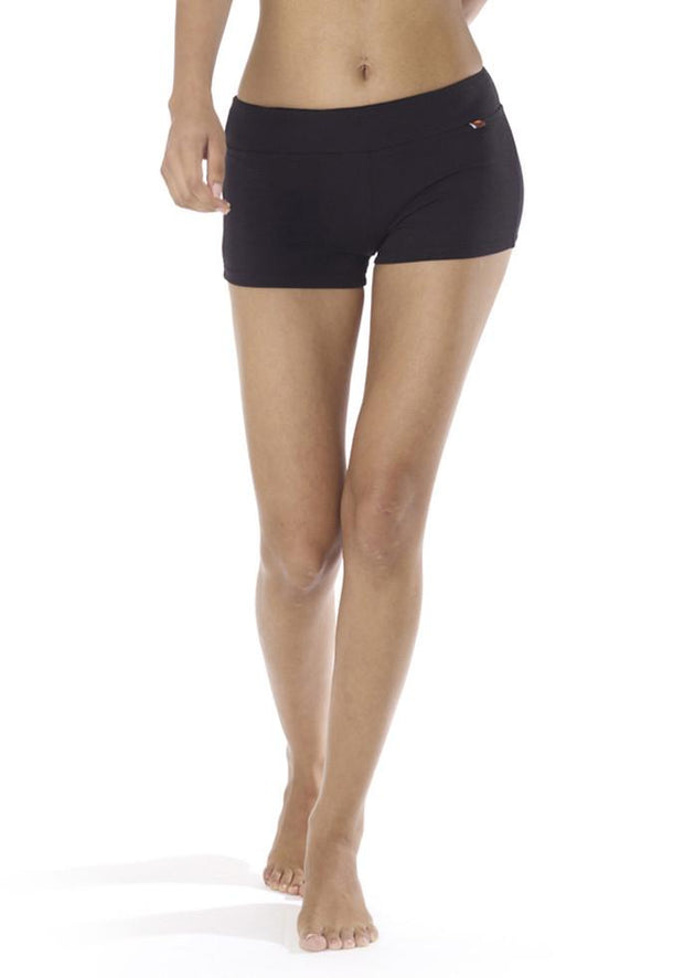 Clearance Items Short XS / Black Bamboo Hatha Shorts