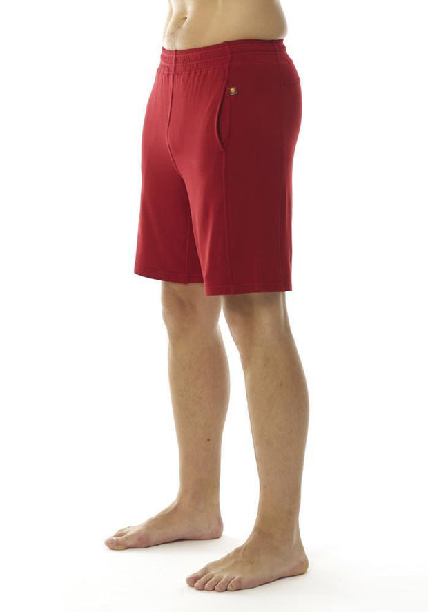 Clearance Items Short XS / Cranberry Soybean Terry Short