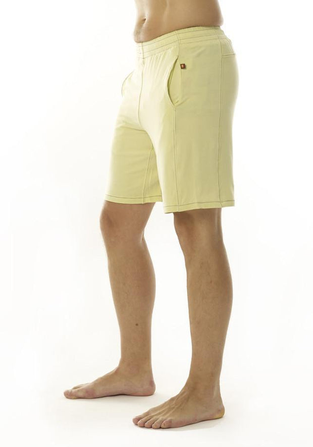 Clearance Items Short XS / Honeydew Soybean Terry Short