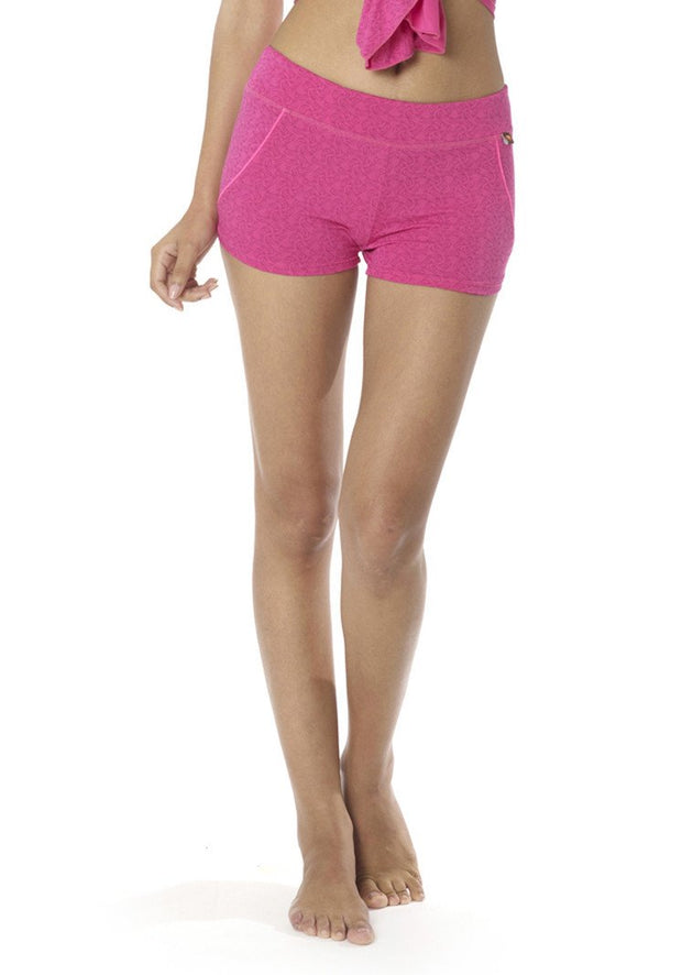 Clearance Items Short XS / Violet Banana Power Shorts