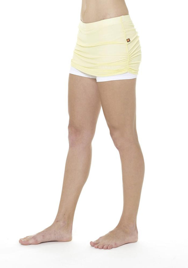 Clearance Items Skort XS / Sugar & Honeydew Banana Fitness Skort