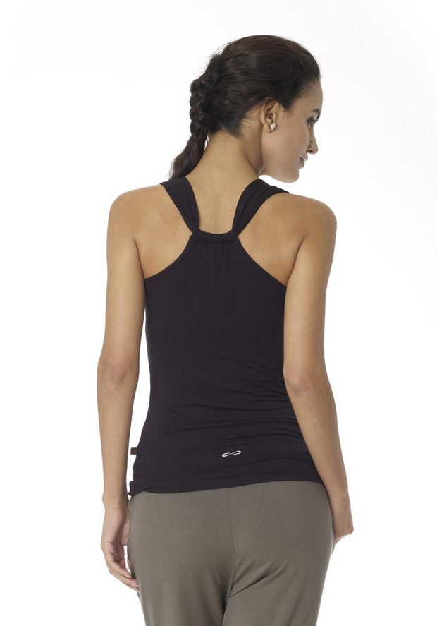 Clearance Items Tank L / Blackberry Yoga Retreat Tank Top