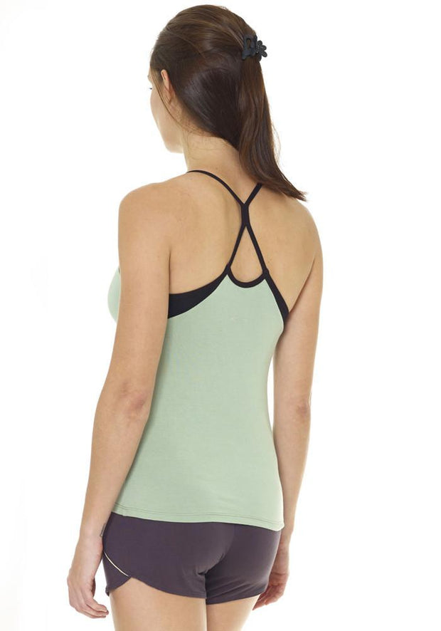 Clearance Items Tank L / Blueberry Banana Breathe Cami