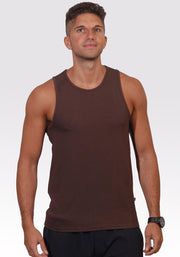 Clearance Items Tank XS / Chocolate Bamboo Active Tank