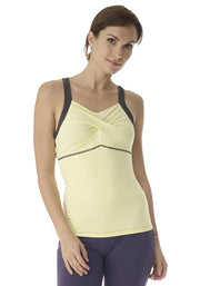 Clearance Items Tank XS / Honeydew Bamboo Diamond Back Tank