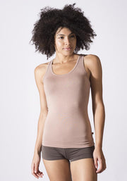 Clearance Items Tank XS / Nude Aloe Vera Tank Top