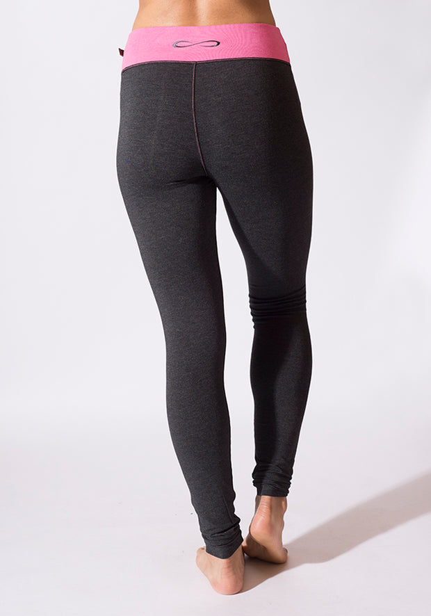 Leggings de yoga de bambou