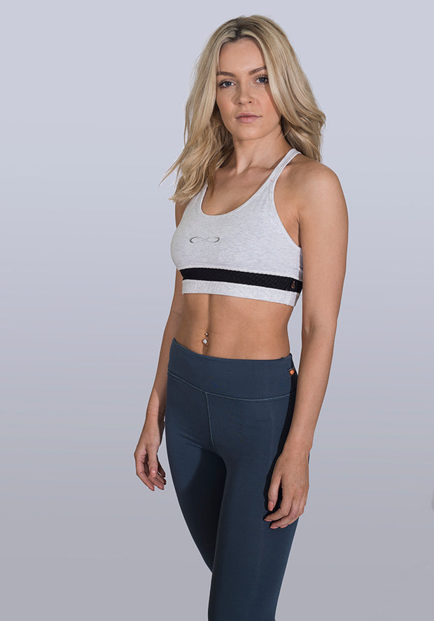 Bamboo Tear Drop Fitness Bra