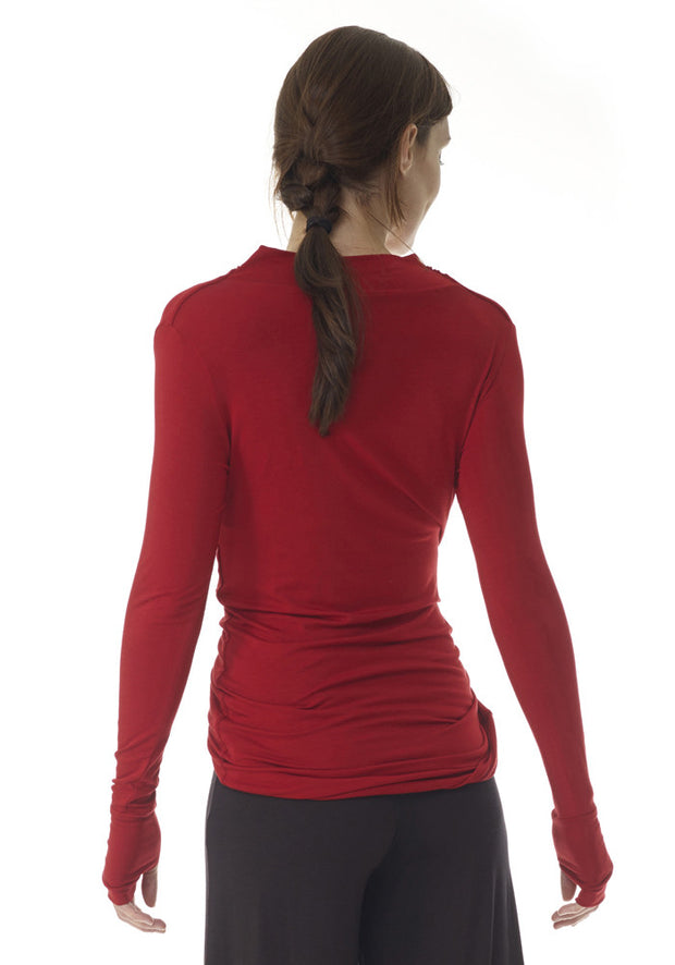 Yoga Retreat Long Sleeve Top