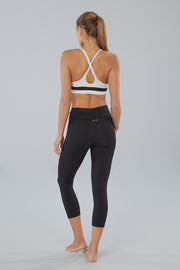 High Density Bamboo Yoga Capri