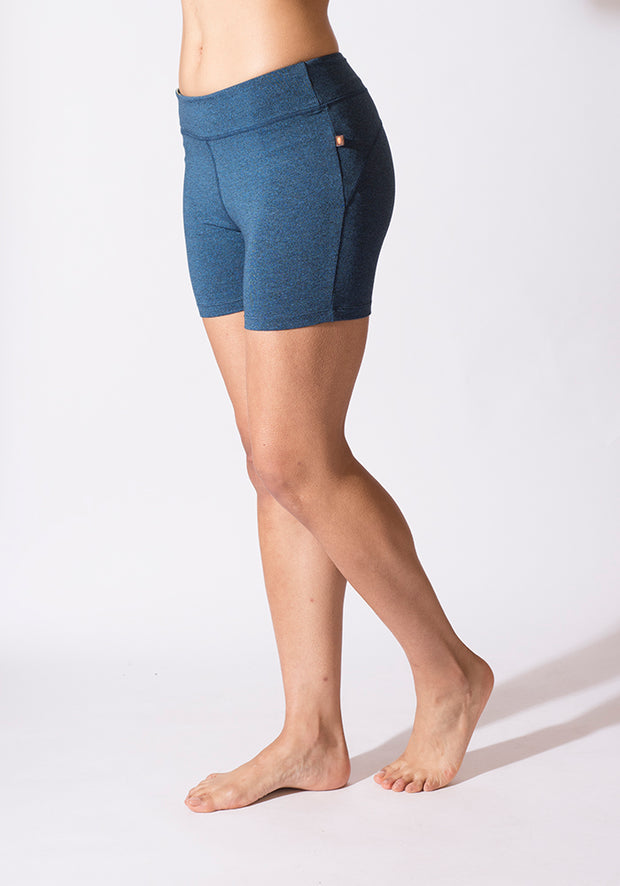 Bambus Yoga Shorts