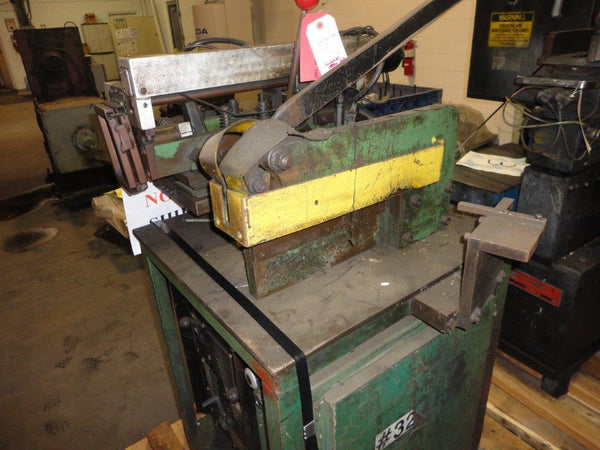 Lee Shafer Shear & End Welder