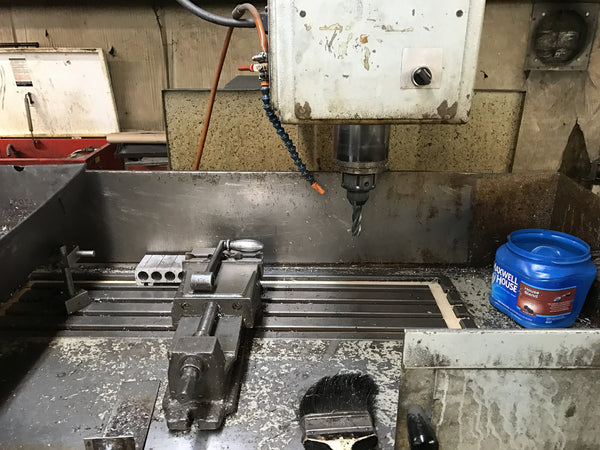Tree Journeyman 250 CNC Milling Machine