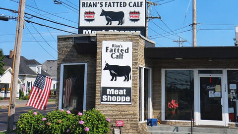 Ridley Roasthouse at Rian's Fatted Calf