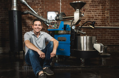 Ridley Roasthouse specialty coffee roaster in Downtown Bowling Green