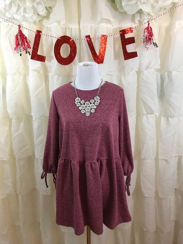 Helena Top in Mauve Size Small