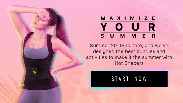 Hot Shapers - Summer Bundles Test