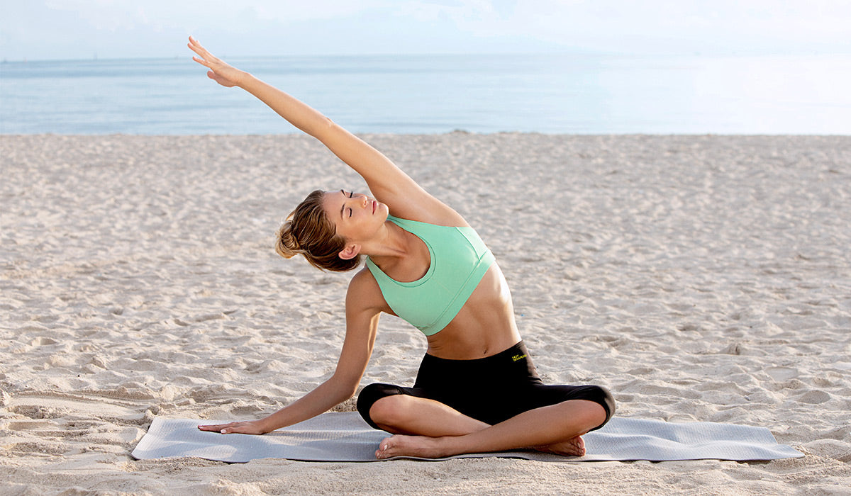 Yoga is a total mind-body workout