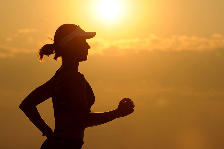 Benefits of jogging - Improve energy levels