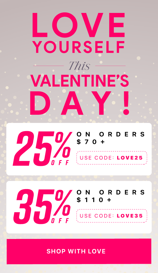 Valentine's Day Promo | Hot Shapers