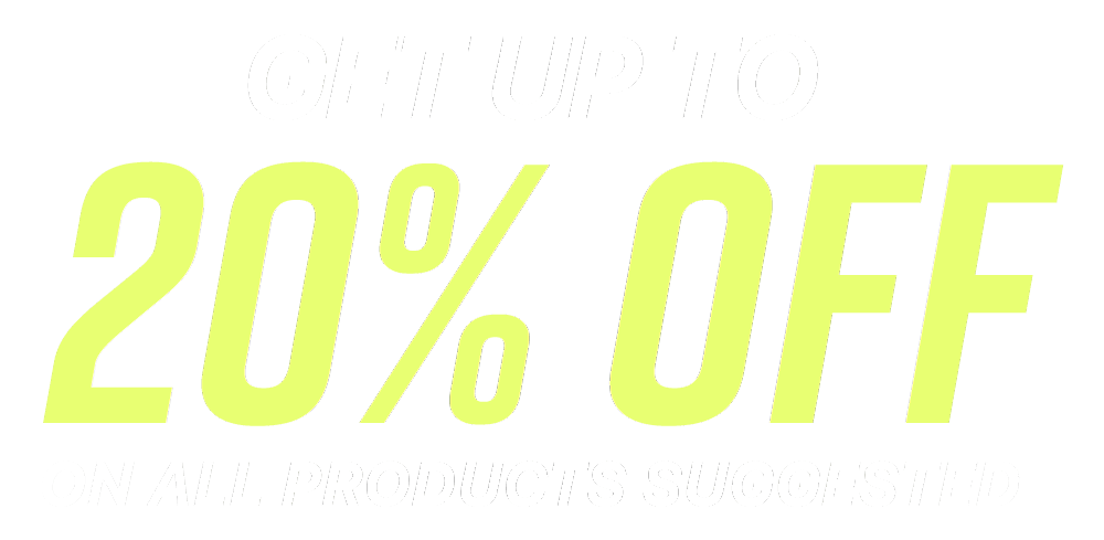 Get up to 20% off