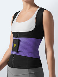 Cami Hot Waist Cincher + Purple Waist Trainer | Hot Shapers