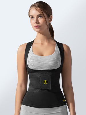 Cami Hot + Waist Trainer