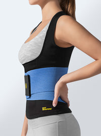 Hot Shapers - Cami Hot + Blue Waist Trainer