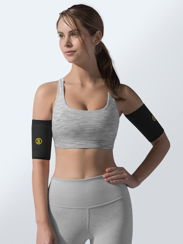 Capri pants + Hot Arms Sleeves | Hot Shapers