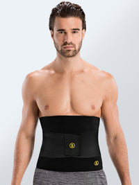 Hot belt men + black waist trainer