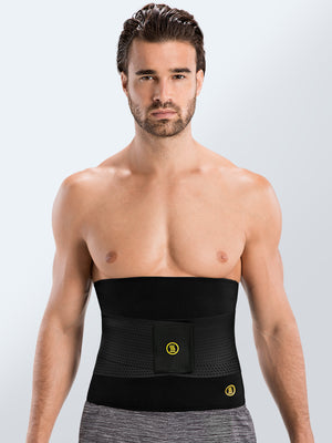 Hot Shapers | Hot Belt Men + Black Waist trainer