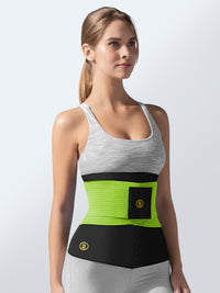 Hot Belt Waist Cincher + Green Waist Trainer | Hot Shapers