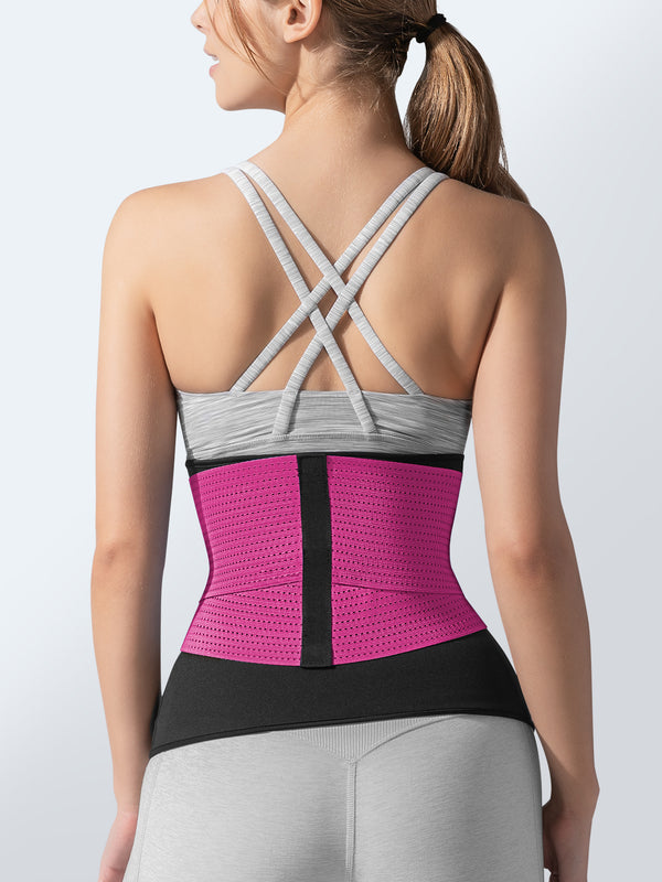 Hot Belt Waist Cincher + Pink Waist Trainer | Hot Shapers