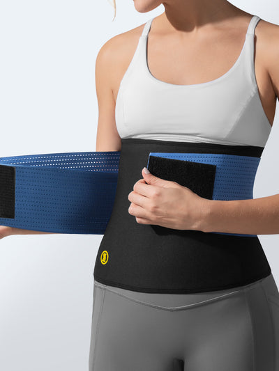 Hot Belt + Blue Waist Trainer | Hot Shapers