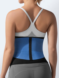 Hot Shapers - Hot Belt + Blue Waist Trainer