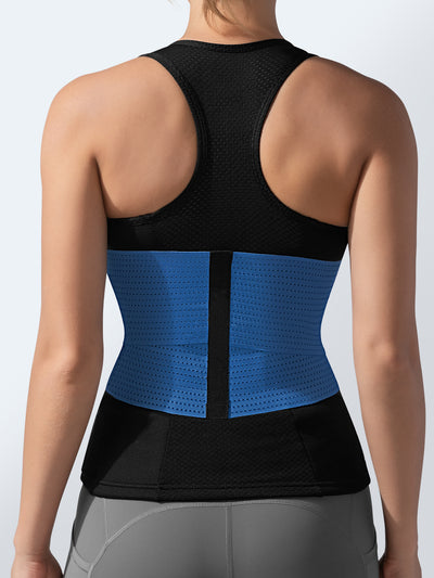 Waist Trainer Blue | Hot Shapers