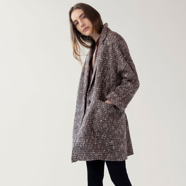 Texture Pocket Jacket - THERESET