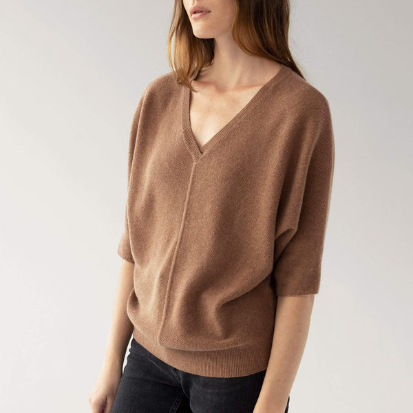 V Neck Pullover - THERESET